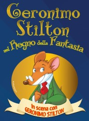 In Scena con Geronimo Stilton!