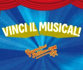 """Avviso speciale per i partecipanti al concorso """"Vinci il musical"""""""