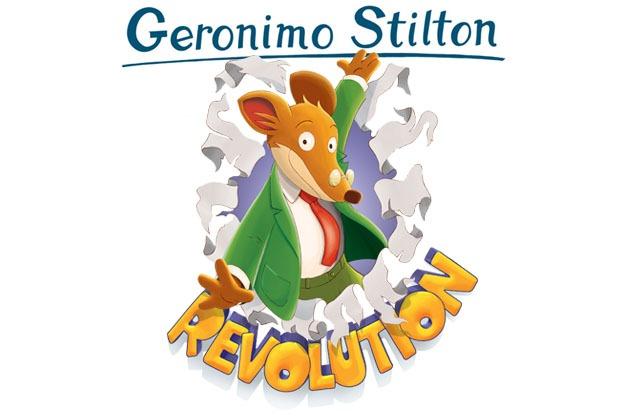 È arrivata la Geronimo Stilton Revolution!
