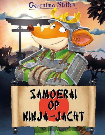 Samoerai op ninja-jacht (Makkelijk Lezen-boek)