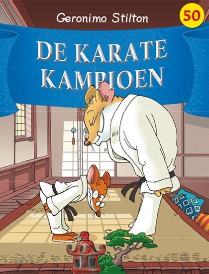 De karatekampioen