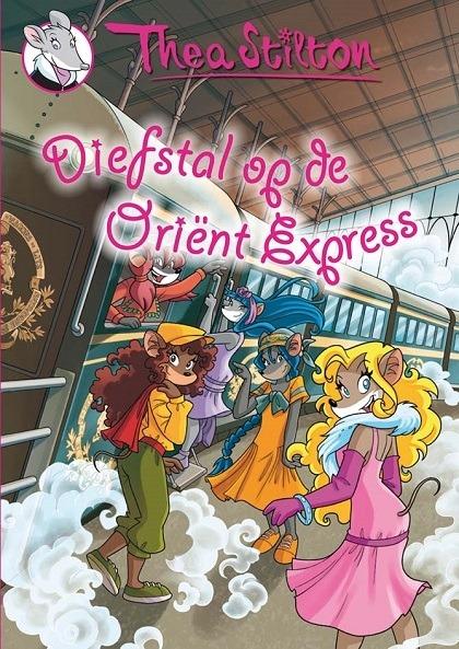 Diefstal op de Oriënt Express