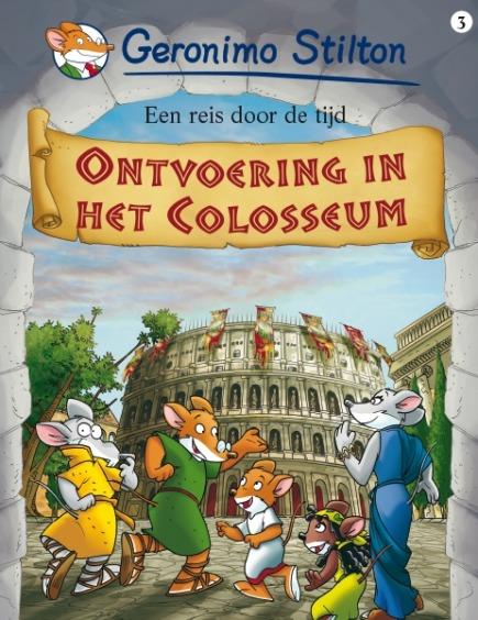 Ontvoering in het Colosseum