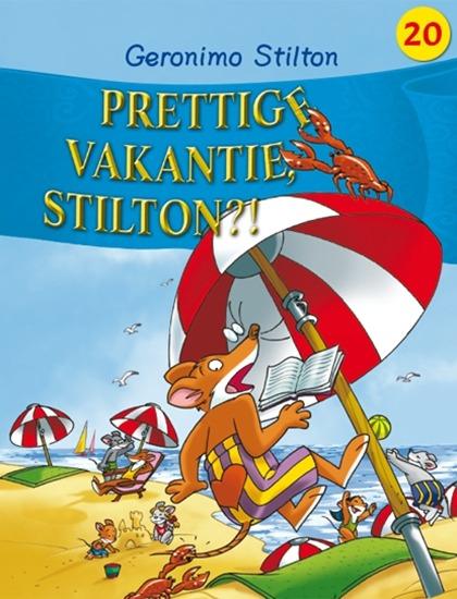Prettige vakantie, Stilton?!
