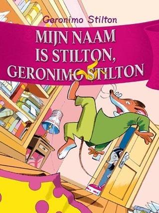 Afbeeldingsresultaat voor mijn naam is stilton geronimo stilton