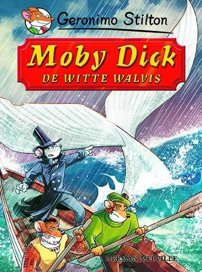 Moby Dick, de witte walvis