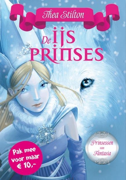 De IJsprinses (paperback)
