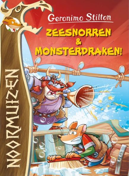 Zeesnorren en Monsterdraken