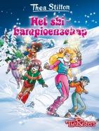 Skikampioenschap (18) + Topfords Topstylist  (19) + gratis stickers