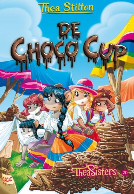 De Choco Cup (met bakvorm)