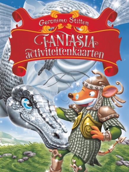 Fantasia activiteitenkaarten
