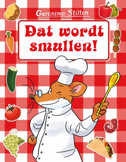 Dat wordt smullen! - kookboek