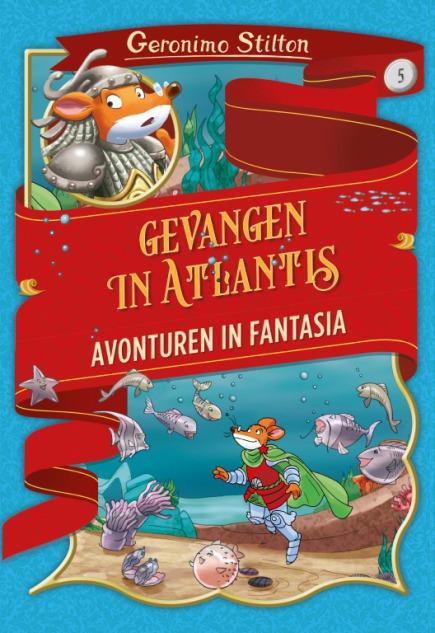 Gevangen in Atlantis