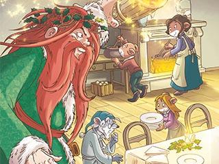 Maak de donkere dagen voor kerst nog spannender met Scrooge