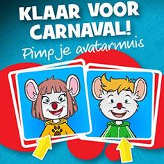 Klaar voor carnaval!