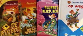 Reis mee met Geronimo! Leestips voor de Kinderboekenweek 2019