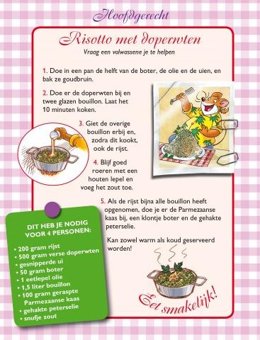 Koken met Klem