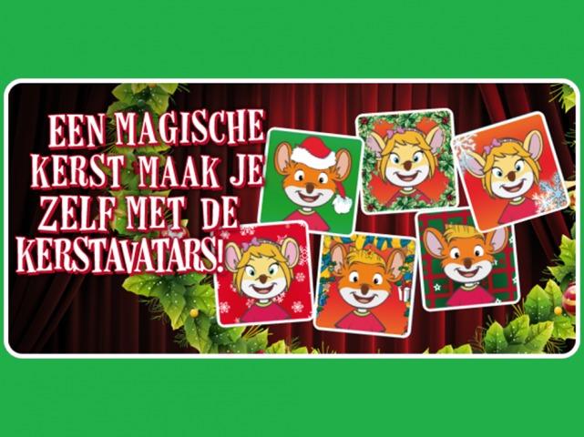 Magisch gezellige kerstavatars!