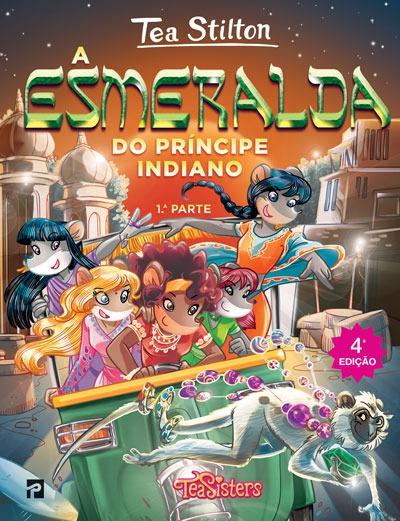 A Esmeralda do Príncipe Indiano - 1ª parte