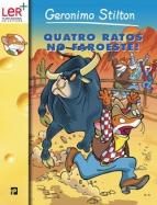 Quatro Ratos no Faroeste!