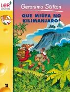 Que Miúfa no Kilimanjaro!