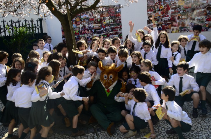 Geronimo Stilton na tua Escola!