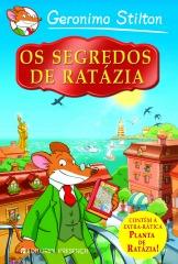 """Livro """"Os Segredos de Ratázia"""" é livro da semana!"""
