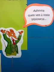 Geronimo Stilton vai às escolas!