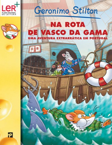 PASSATEMPO: Ganha a Aventura Extrarrática do Stilton em Portugal!