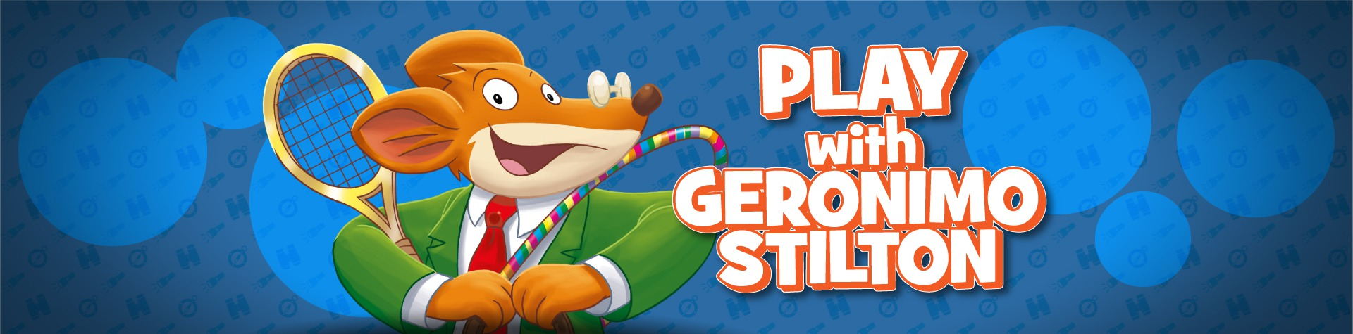 Play with Geronimo Stilton