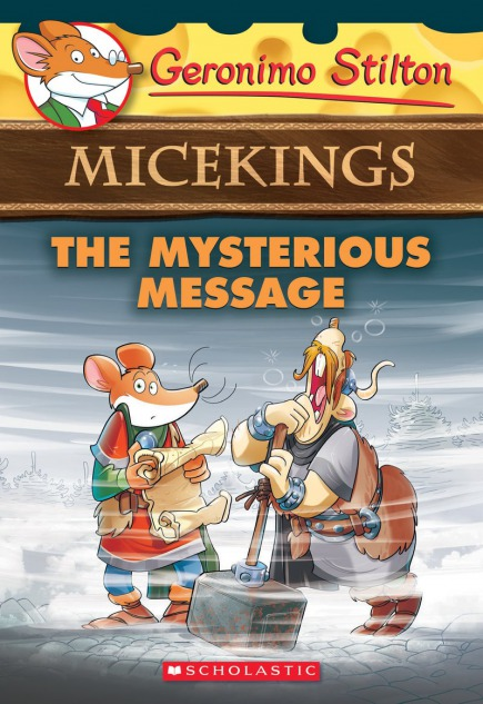 Micekings #5: The Mysterious Message