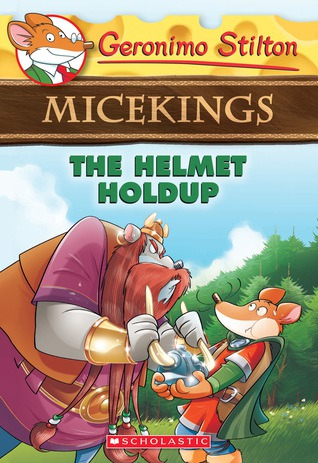 Micekings #6: The Helmet Holdup