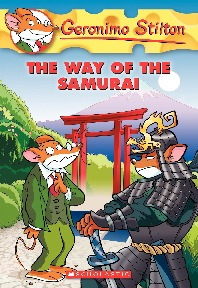 Geronimo Stilton 49 The Way Of Samurai