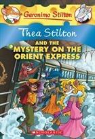 Thea Stilton #13: Thea Stilton and the Mystery on the Orient Express