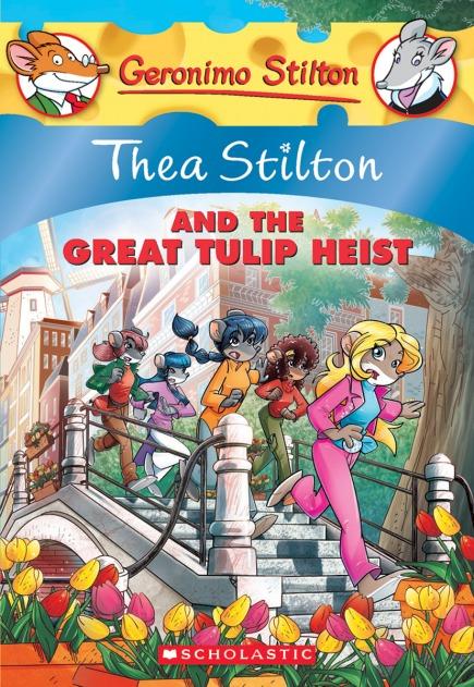 Thea Stilton #18: Thea Stilton and the Great Tulip Heist