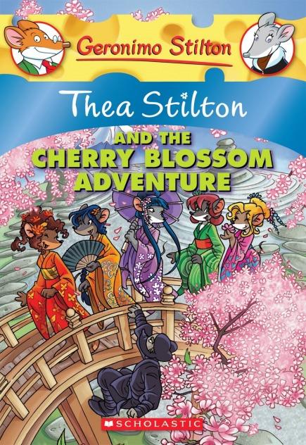 Thea Stilton #6: Thea Stilton and the Cherry Blossom Adventure