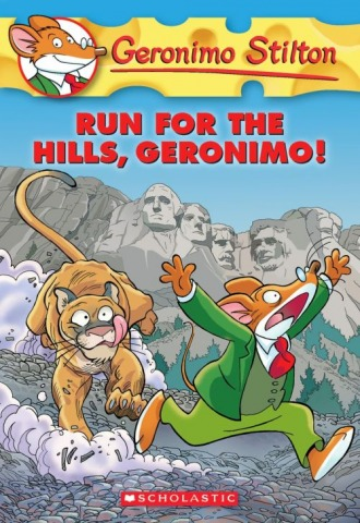 Geronimo Stilton and Thea Stilton Book Giveaway Day at the Brooklyn Cyclones