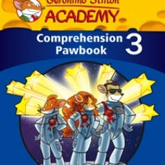 Geronimo Stilton Academy Comprehension Pawbook 3