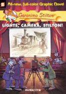 """GERONIMO STILTON #16: """"Lights, Camera, Stilton!"""""""
