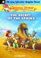 "Geronimo Stilton #2 ""The Secret of the Sphinx"""