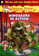"Geronimo Stilton #7 ""Dinosaurs in Action"""