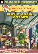"Geronimo Stilton #8 ""Play It Again, Mozart!"""