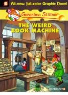 "Geronimo Stilton #9 ""The Weird Book Machine"""
