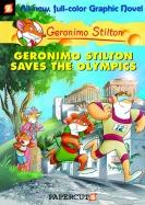 "Geronimo Stilton #10 ""Geronimo Stilton Saves the Olympics"""