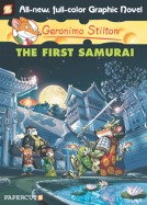 "Geronimo Stilton #12 ""The First Samurai"""