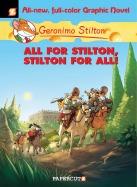 "Geronimo Stilton #15: ""All for Stilton, Stilton for All"""
