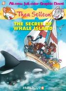 "Thea Stilton #1 ""The Secret of Whale Island"""