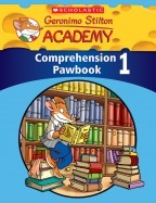 Geronimo Stilton Academy Comprehension Pawbook 1