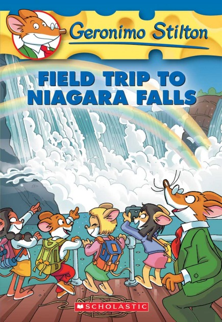 Geronimo Stilton #24: Field Trip to Niagra Falls