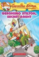 Geronimo Stilton #34: Geronimo Stilton, Secret Agent